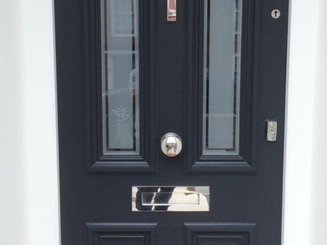Front Door Set