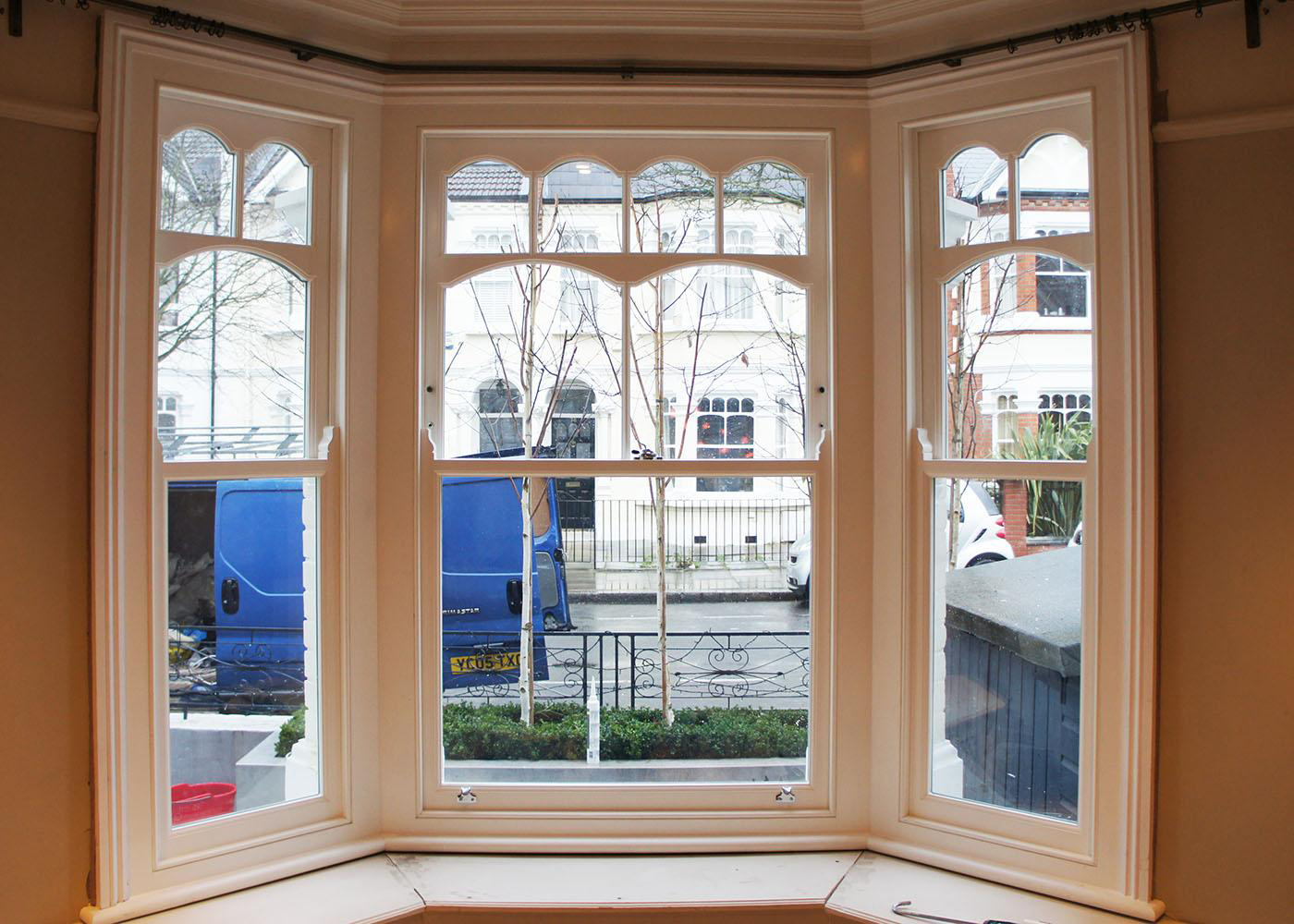 Sash & Box Window type