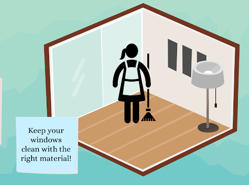Window cleaning tips from A&JJoinery